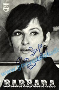barbara chanteuse - photo #23